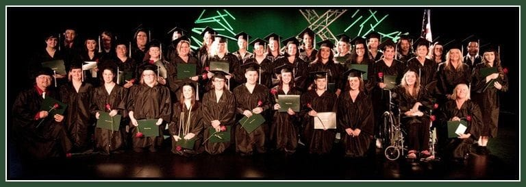 Valley College Martinsburg graduates