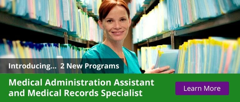 medical administrative assistant and medical records specialist programs